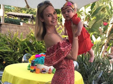 'RHOC' Star Meghan King Edmonds Struggles With Motherhood