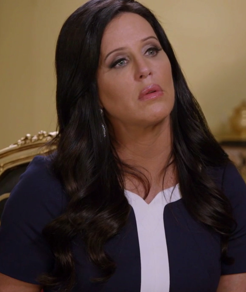 'Hollywood Medium' Tells Patti Stanger Huge Secret About Her Birth Mom