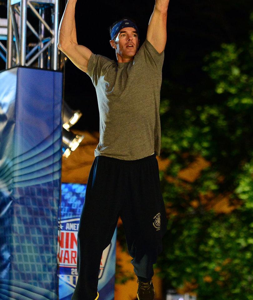 Why 'Bachelorette' Alum Ryan Sutter Is Doing 'American Ninja Warrior'