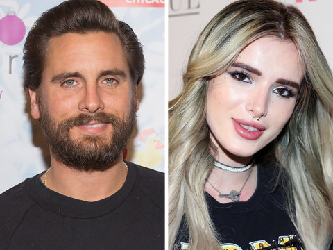 Bella Thorne Says She Was Never With Scott Disick 'Sexually'