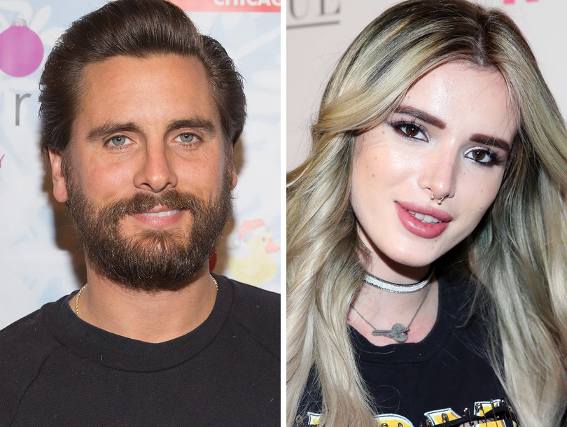 Bella Thorne Sets Record Straight on Scott Disick: 'I Was Never With Him Sexually' (Audio)