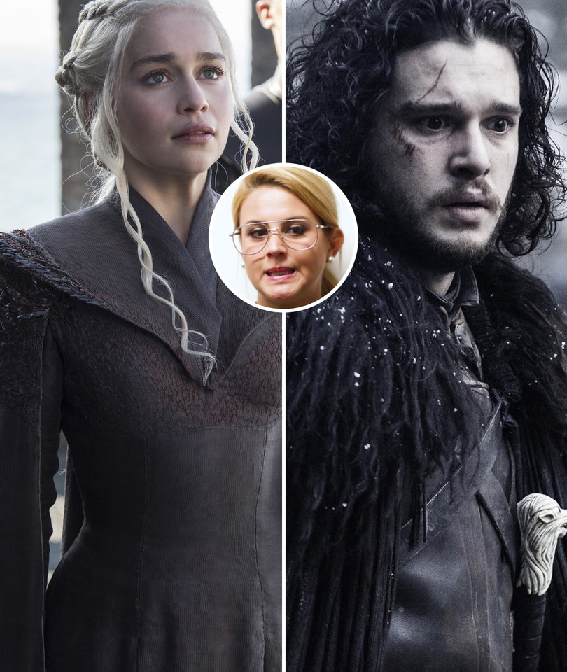 TooFab Staffers Who've Never Seen 'GoT' Try to Describe 'GoT'
