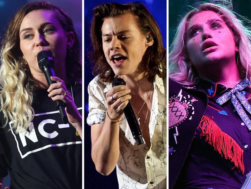 Miley Cyrus, Harry Styles, Kesha Among Star-Studded iHeartRadio Music Festival Lineup