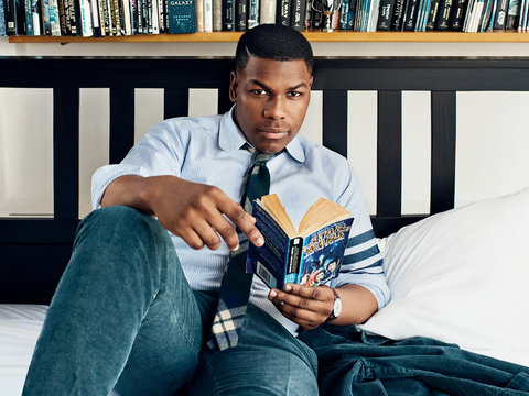 John Boyega Puts 'Game of Thrones' on Blast for Lack of Black Stars
