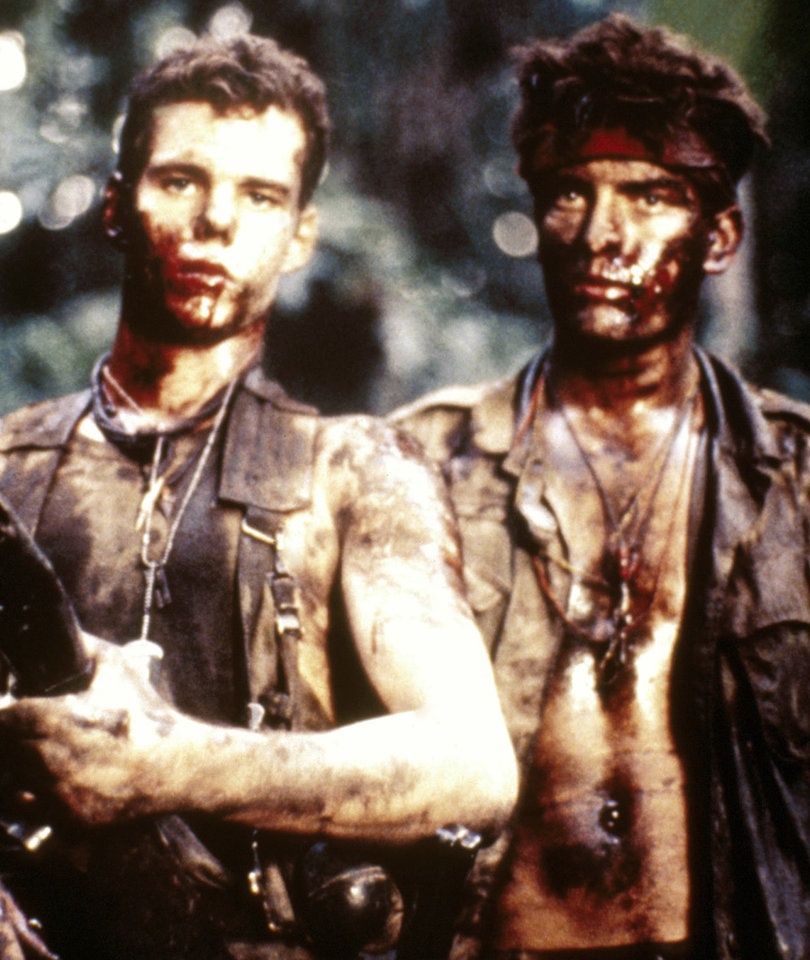 Depp, Sheen and Dillon Reunite for 30th Anniversary of 'Platoon'