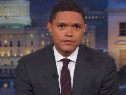 Trevor Noah Blasts Ann Coulter as 'Airplane Rosa Parks'