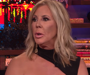 Andy Cohen Makes 'Real Housewives' Star Vicki Gunvalson Go 'Nuts'