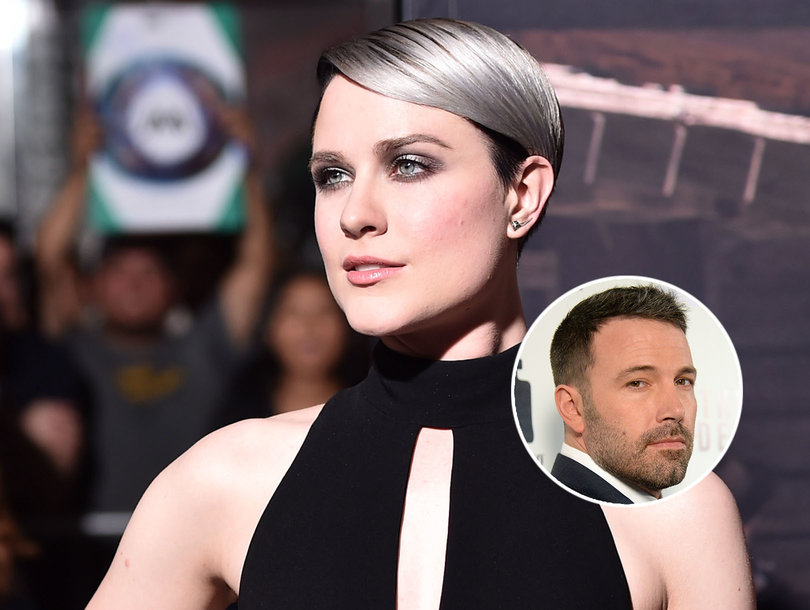 Why Evan Rachel Wood Is Mad at Ben Affleck for Something He Said 20 Years Ago