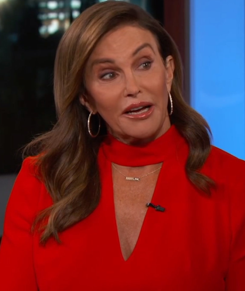 Caitlyn Jenner Gives Jimmy Kimmel Hell Over Jokes About Her Transition