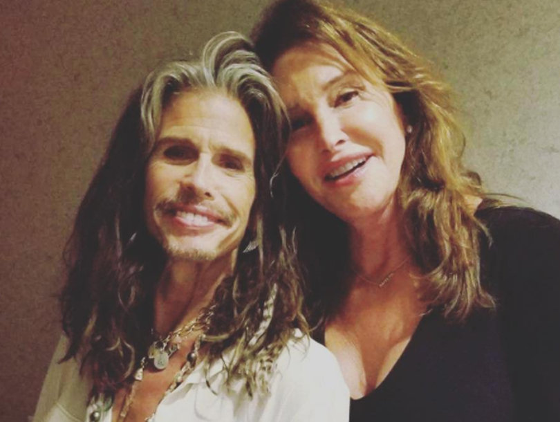 Caitlyn Jenner Defends Aerosmith Tribute After Angering Trans Community