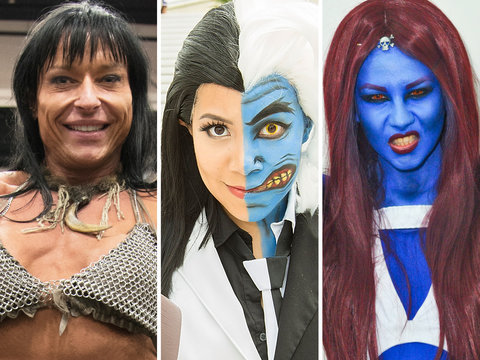 39 of the Craziest Comic-Con Costumes of All Time