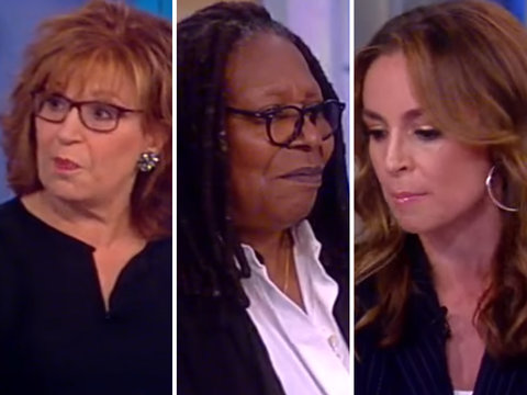'The View' Spars Over Donald Trump's Secret Meeting with Putin