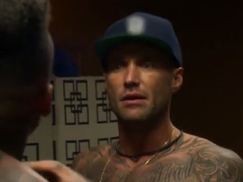 Calum Best Throws a Punch After Ridiculous 'Famously Single' Fight