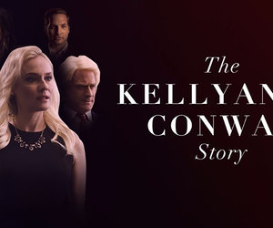 Funny or Die Parodies Kellyanne Conway With TV Movie Trailer Starring Diane Kruger (Video)