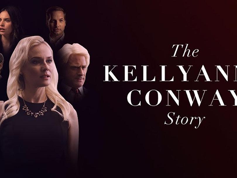 Funny or Die Parodies Kellyanne Conway With TV Movie Trailer Starring Diane Kruger (Video)