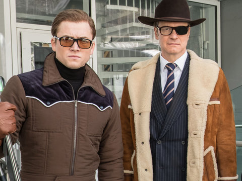 'Kingsman: The Golden Circle' Drops NSFW Trailer at Comic-Con