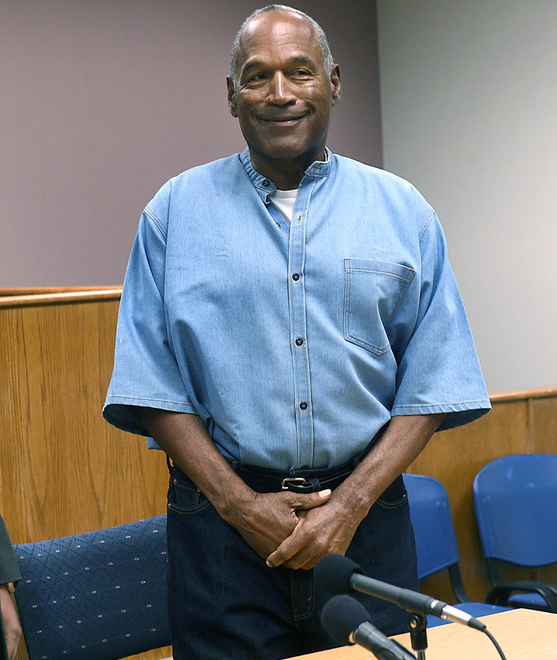 O.J. Simpson Granted Parole, Hollywood Reacts: See Who's Happy He'll Be Released