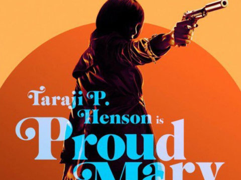 Taraji P. Henson Is a Badass Assassin in 'Proud Mary' Trailer
