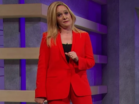 Sam Bee Dashes Liberals' 'Impossible Dream' of Impeaching Trump