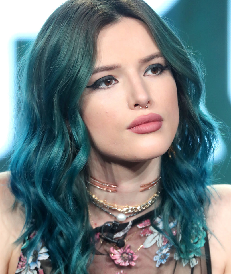 'Where's the Vibrator': Bella Thorne Denies Masturbation Video