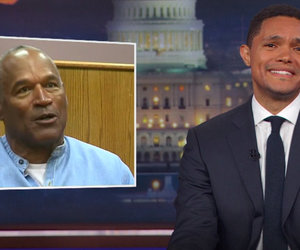 Trevor Noah Wants OJ Simpson to Stay in Prison