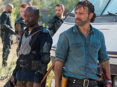 'The Walking Dead' Season 8 Trailer Is Finally Here