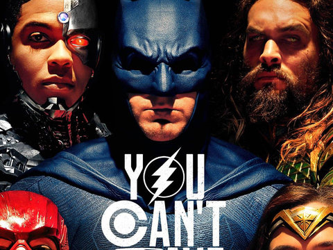 WB at Comic-Con: 'Justice League,' 'Ready Player One' Trailers