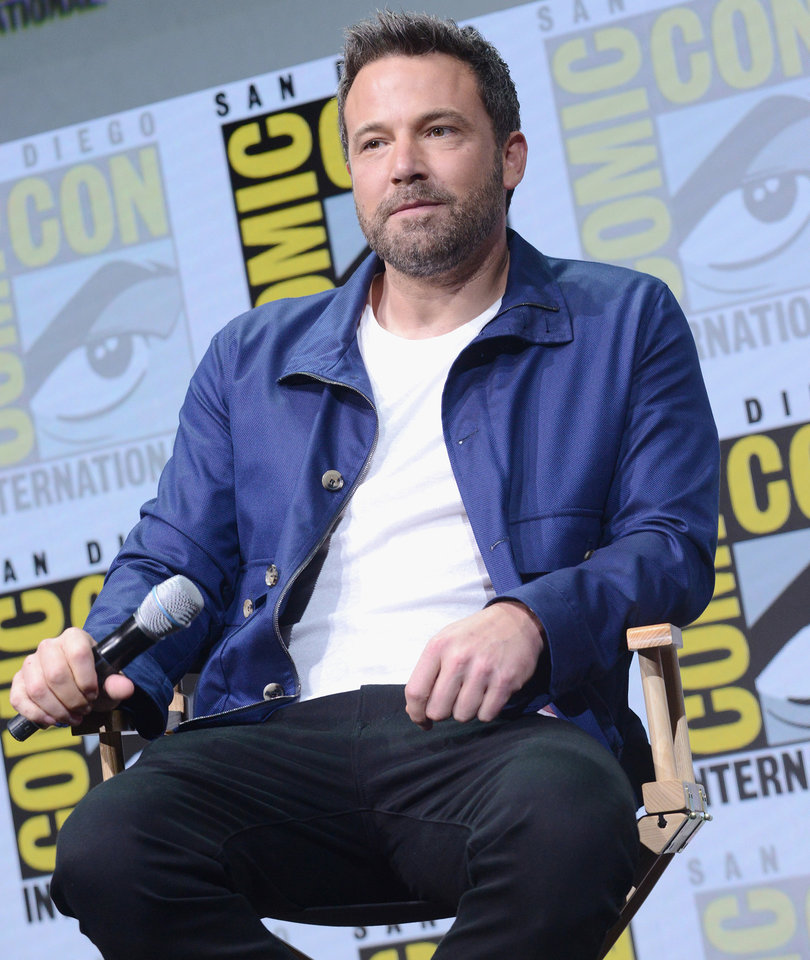 Ben Affleck Denies Report He's Being 'Ushered Out' of Batman Role
