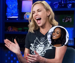 Charlize Theron to 'Bachelorette' Star: 'Get Off That Show'