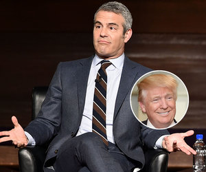 Andy Cohen Calls Out Trump for Copying 'Housewives Playbook'