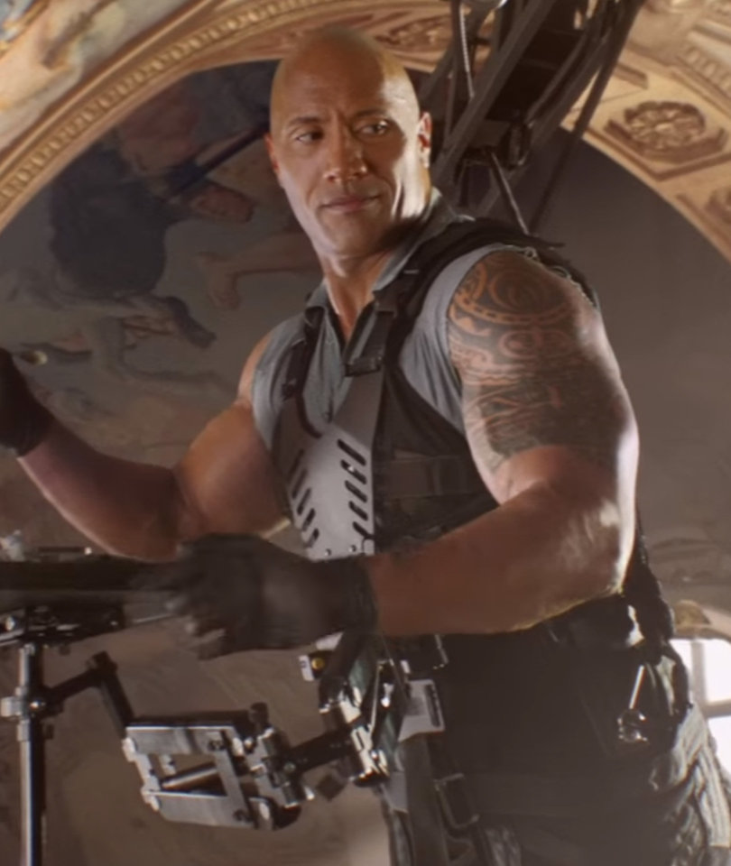 The Rock Teams Up With Siri in Epic iPhone 7 Commercial