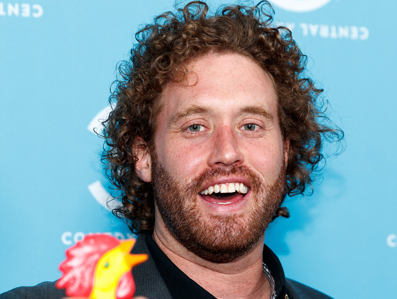 TJ Miller Thinks Men Are Funnier Than Women and 7 More WTF Comments From Crazy Interview