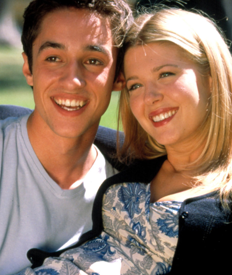 Tara Reid and Thomas Ian Nicholas Have Mini 'American Pie' Reunion