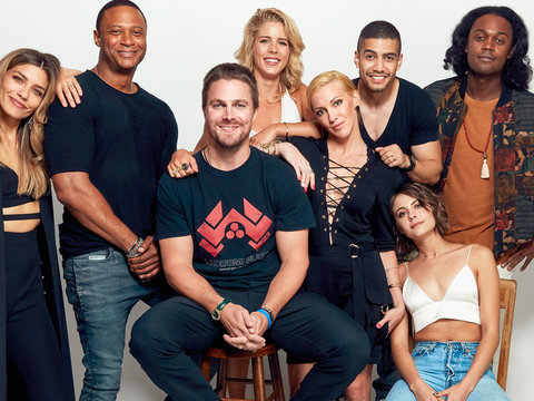 'Arrow' Stars Tease Finale Survivors, Flashbacks and Love Lives for Season 6