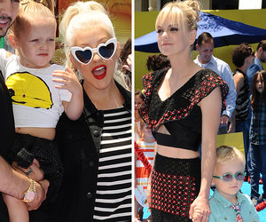 Hollywood Stepped Out with Their Kids at 'The Emoji Movie' Premiere
