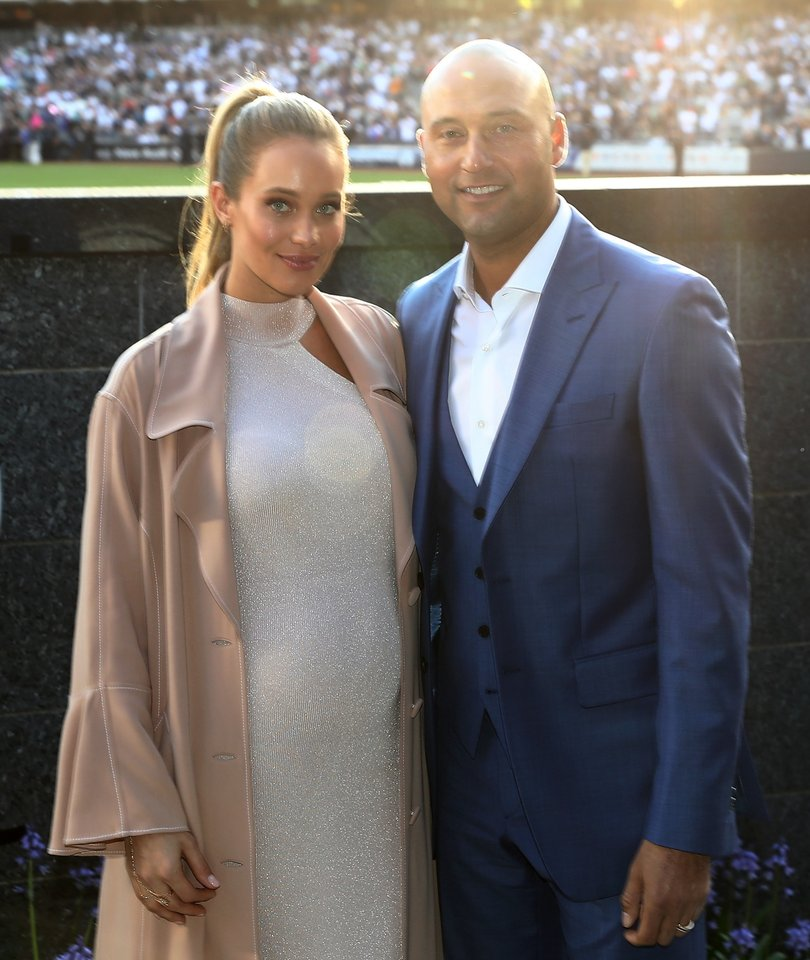 Hannah and Derek Jeter Welcome Baby Girl Bella Raine Jeter
