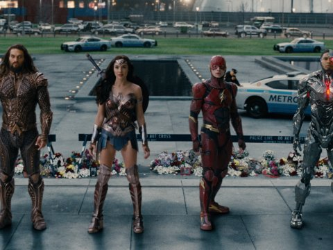 'Justice League' Comic-Con 2017 Trailer