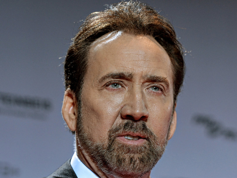 Nicolas Cage Went to Kazakhstan and Twitter Went Wild With Photoshop