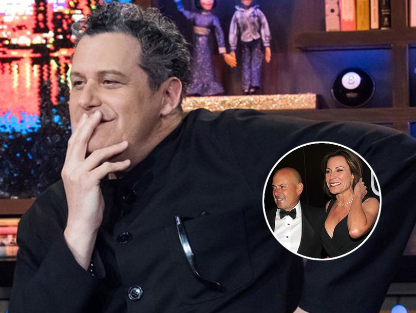 Isaac Mizrahi Says 'RHONY' Luann D'Agostino's Marriage Is in Trouble