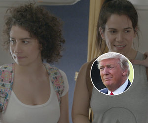 Why Donald Trump's Name Is Banned from 'Broad City' Next Season