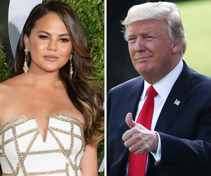 What Chrissy Teigen Said to Make Trump Block Her on Twitter