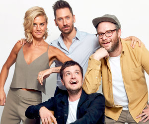 Rogen's New Show Is 'Back to the Future' with 'Way More Disgusting Jokes'