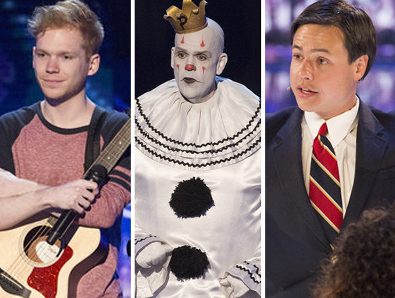'America's Got Talent' Fifth Judge: Great Vocalists, A Sad Clown and That Terrible Act Advancing