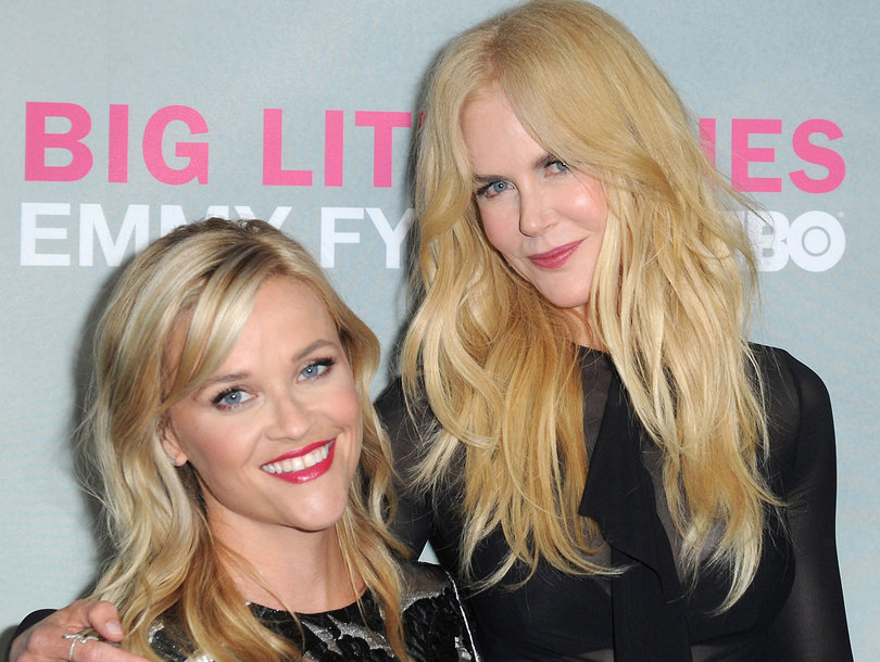 Witherspoon and Kidman Reunite for 'Big Little Lies' Emmy Event