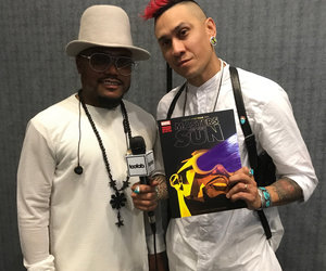 How a Trip to Comic-Con Inspired The Black Eyed Peas' Upcoming Album and Graphic Novel…