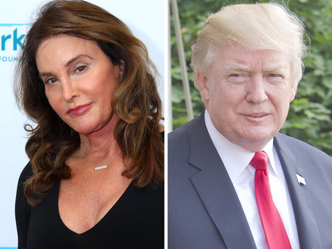 Caitlyn Jenner Responds to Trump's Trans Military Ban