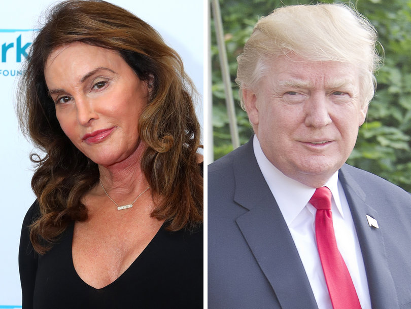 Caitlyn Jenner Calls Out Trump's Hypocrisy in Response to Transgender Military Ban