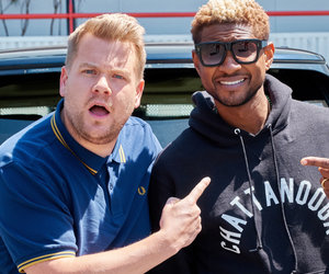 Usher Teaches James Corden Proper Use of 'My Bitch' on 'Carpool Karaoke' (Video)