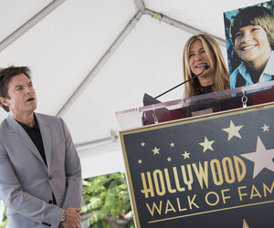 How Jennifer Aniston Roasted BFF Jason Bateman at Walk of Fame Star Ceremony (Video)