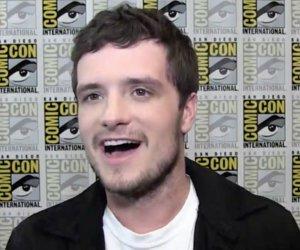 Josh Hutcherson Talks Crazy 'Future Man' Costume